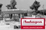 Auhagen H0 Bausätze Industrie, Gewerbe, Handel