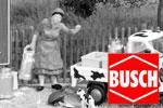 Busch H0 Figuren