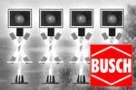 Busch N Bahnübergänge und Warnblinkanlagen