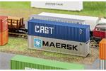 Faller N 40' Hi-Cube Container Cast