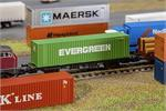 Faller N 40' Hi-Cube Container Evergreen