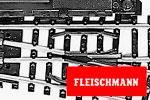 Fleischmann N-Gleis ohne Bettung