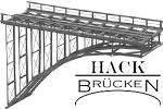 Hack N Brückenteile und Widerlager