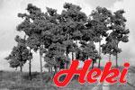 Heki H0 Bäume