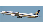 JC 1:200 1/200 Singapore Airlines Boeing 787-10 Dreamliner 1000th 787