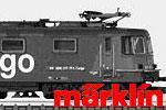 Märklin Z Modelle Schweiz