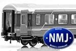 NMJ H0 NSB Personenwagen