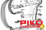 Piko N Ersatzteile
