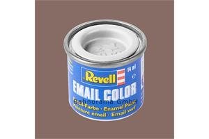 Revell Email Color 87 Erdfarbe matt deckend RAL 7006 14 ml
