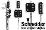 Schneider H0 Lichtsignale SBB