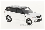 BoS Model H0 Land Rover Range Rover Sport, weiss, 2013