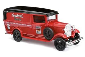 Busch H0 Ford Model AA Cambell's