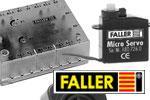 Faller elektrische Schaltungen, Module, Sound