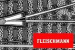 Fleischmann H0 Profi-Gleis