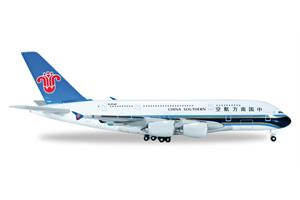 Herpa 1:500 China Southern Airlines Airbus A380