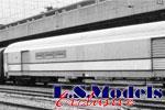 LS Models H0 SBB Post- und Gepäckwagen