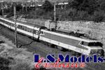 LS Models H0 SNCF Capitole, Etendard, Mistral