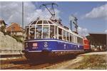 Piko G (Sound) DB Elektrotriebwagen BR 491 001-4 Gläserner Zug, Ep. IV