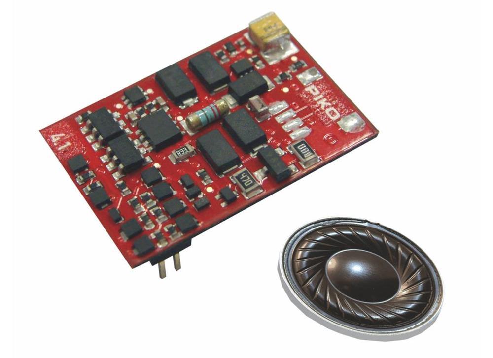 Piko SmartDecoder 4.1 Sound Für PluX22 Zum Selber