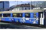 Pirata/Kato N RhB Reisezugwagen Arosa, 1. Klasse