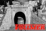 Vollmer N Brücken, Mauern, Tunnel