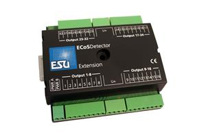 ESU ECoS-Detector Output Extension