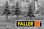 Faller N Bäume, Sträucher, Hecken, Wiesen, Felder