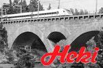 Heki Z Brücken, Mauern, Tunnel