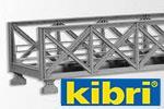 Kibri H0 Dächer, Mauern, Brücken, Tunnel