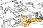 Mehano H0 Zubehör und Ersatzteile