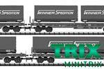 Minitrix N Güterwagen