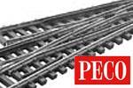 Peco N Code 55 Gleis