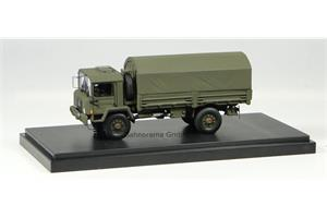 Tek Hoby H0 Saurer DM 4x4 Swiss Army 1982 closed