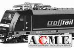 ACME H0 Loks und Triebwagen Schweiz