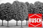 Busch Z Bäume, Sträucher, Hecken, Wiesen, Felder
