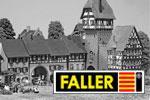 Faller Z Bausätze Stadt, Land, Wohnen