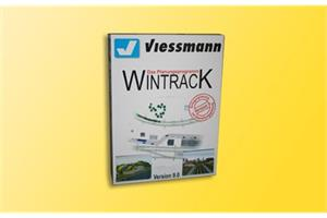 Gleisplanungssoftware Wintrack 11.0 3D, Update, deutsch