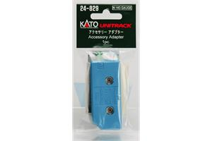 Kato Unitrack H0/N-Gleis Versorgungs-Adapter Power Pack