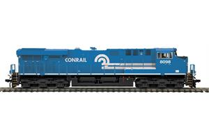 MTH H0 (DC Sound) Conrail Diesellok General Electric ES44AC