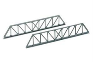 Peco N Truss Girder Bridge Sides