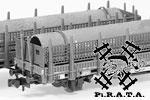 Pirata N Güterwagen