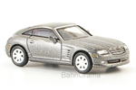 Ricko H0 Chrysler Crossfire Coupe, metallic-grau, 2006