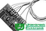 Uhlenbrock Digital Lokdecoder und Sounddecoder
